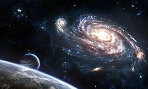 subgrid alam semesta dan pemetaannya