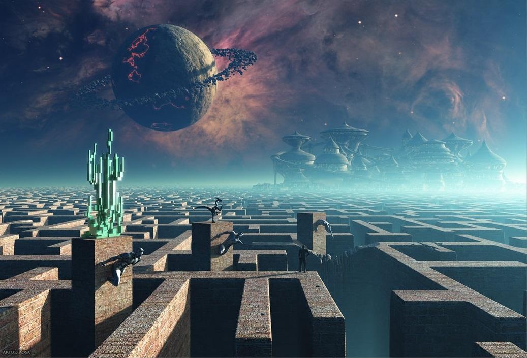 Dunia kita 3-Dimensi
