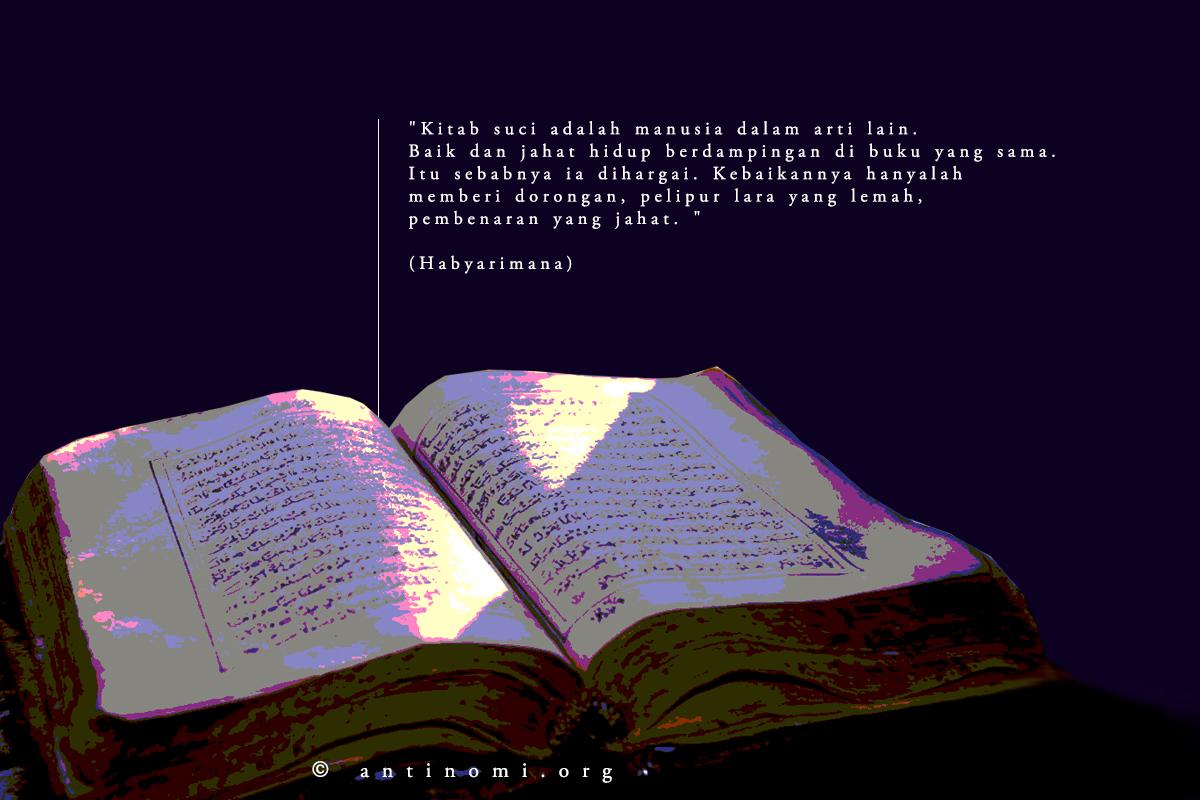 kitab yang suci