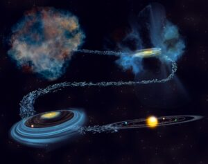 Penciptaan Tata Surya