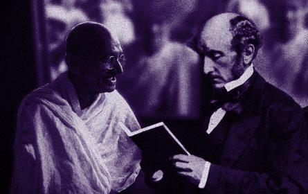 Gandhi dan Mill