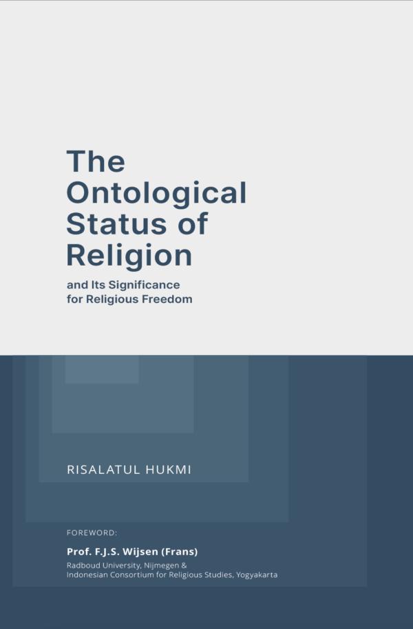 Cover Ontologi Religion